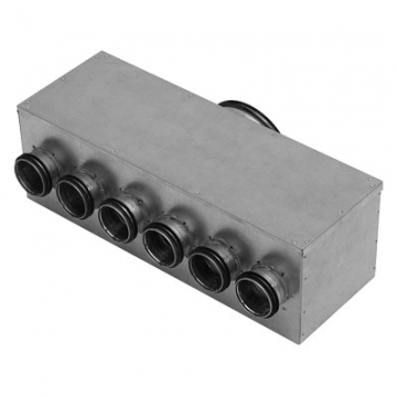 MHU boks/jaotuskast 160mm 76mm/6